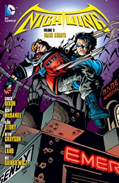 Nightwing (1996-2009) Tome 3: False Starts