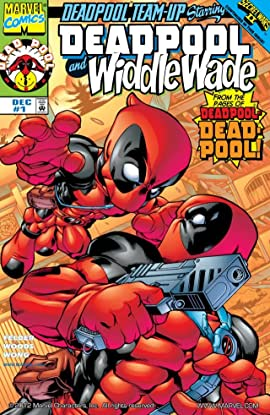 Deadpool Team-Up #1
