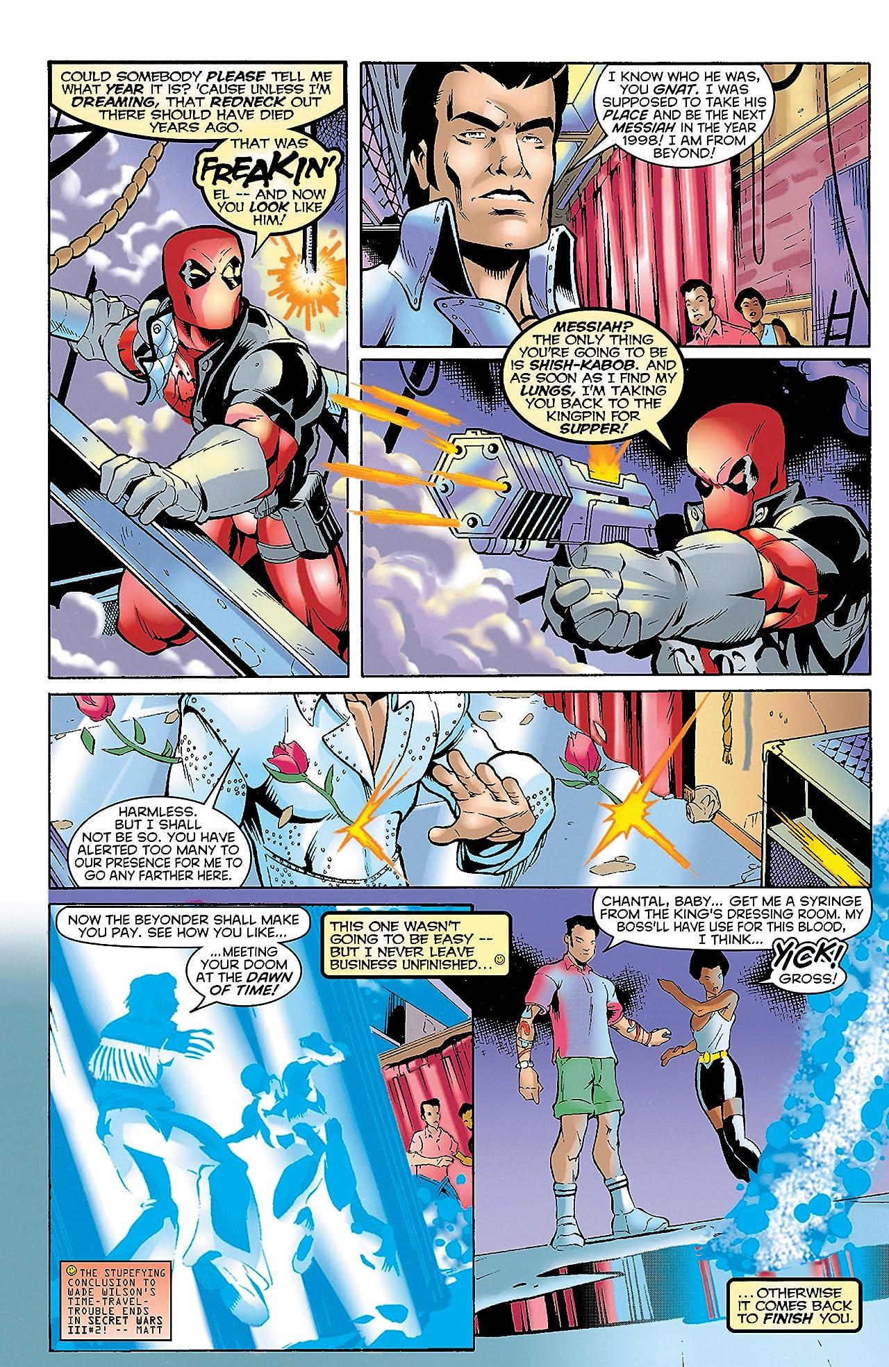 Deadpool Team-Up #1