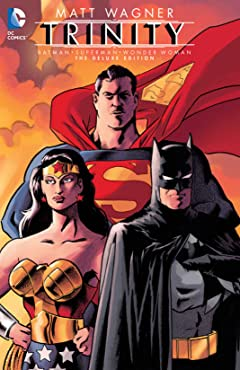 Batman/Superman/Wonder Woman - Trinity Deluxe Edition