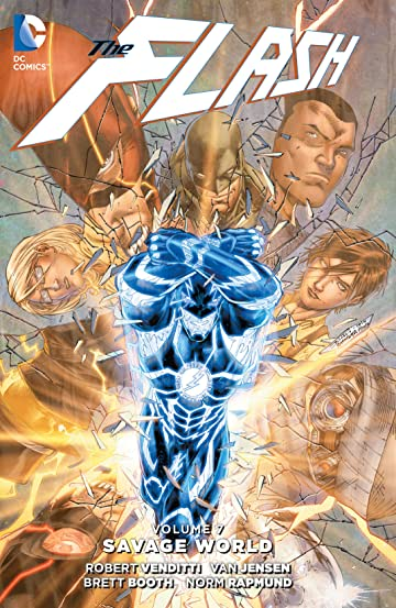The Flash (2011-2016) Vol. 7: Savage World