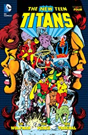 New Teen Titans (1980-1988) Vol. 4