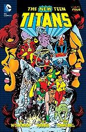 New Teen Titans (1980-1988) Vol. 4
