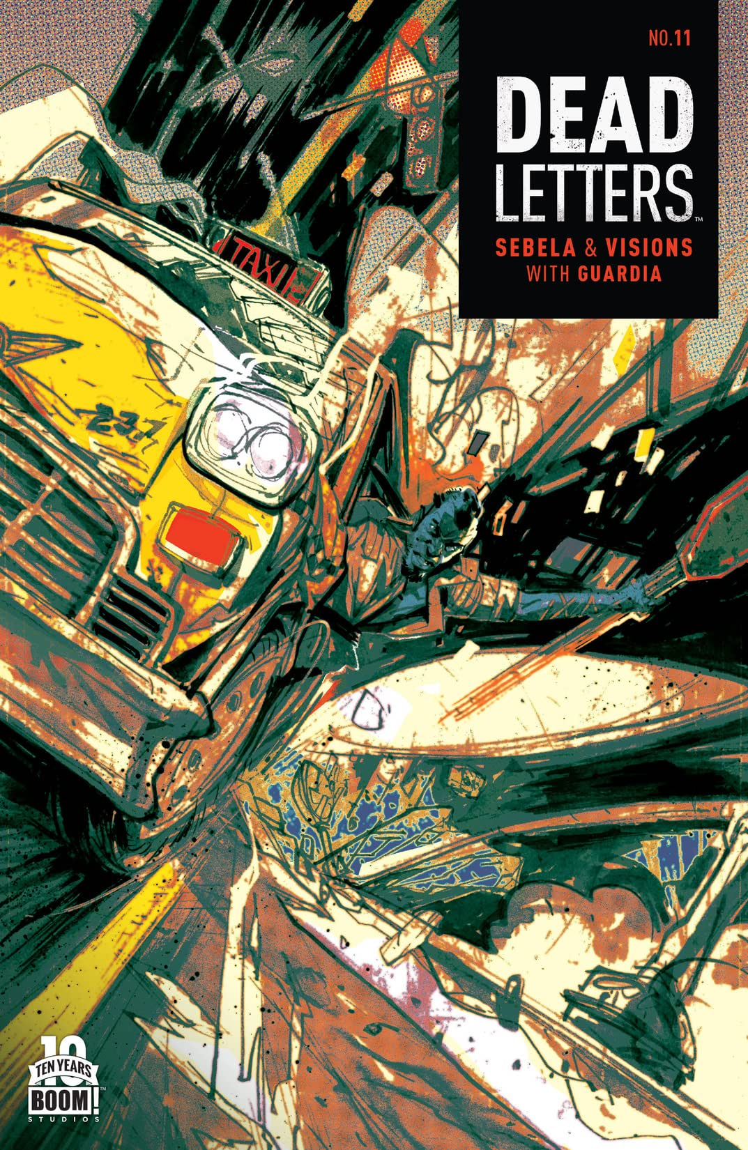 Dead Letters #11