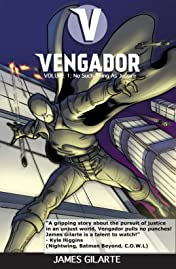 Vengador Vol. 1: There Is No Such Thing As Justice