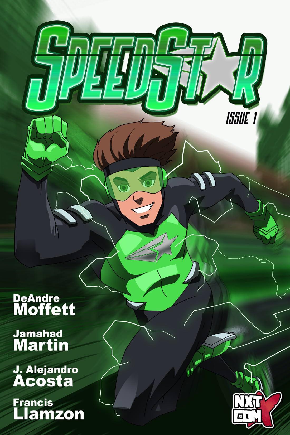 SpeedStar #1