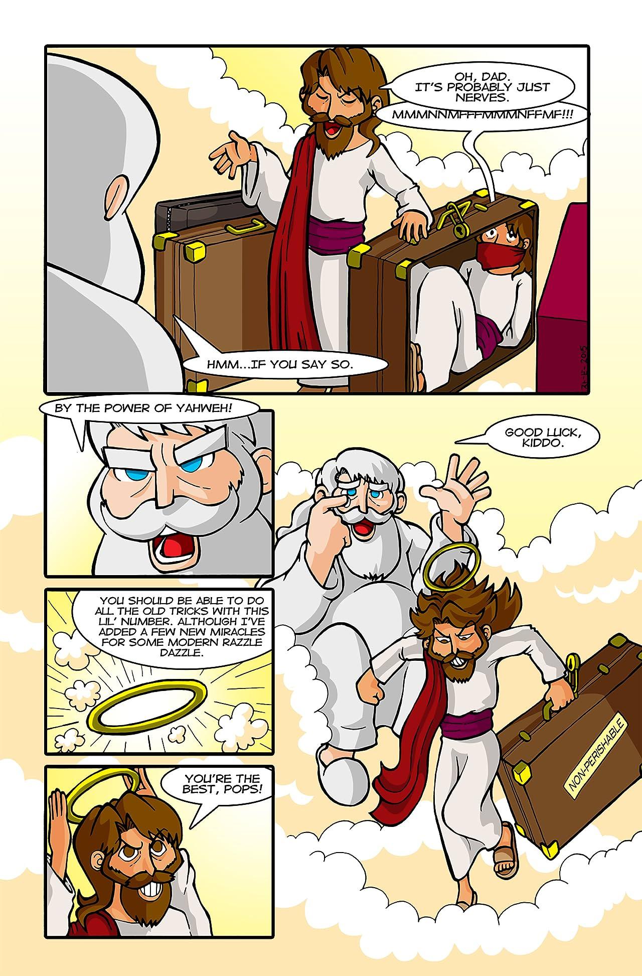 Evil Jesus #1