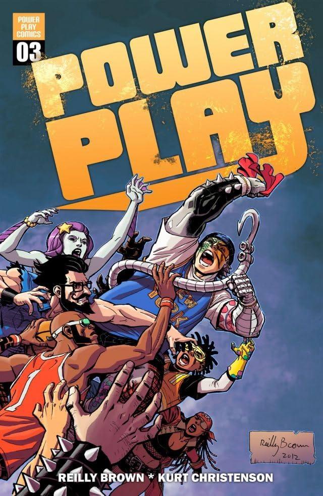 Power Play #3