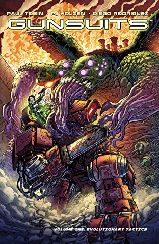Gunsuits Tome 1: Evolutionary Tactics