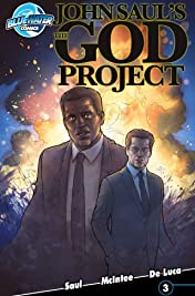 John Saul's The God Project #3