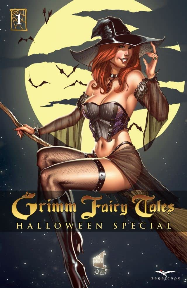 Grimm Fairy Tales #1: Halloween Special 2009
