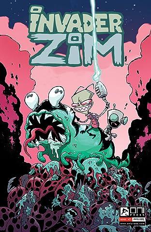 Invader ZIM No.7