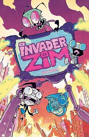 Invader Zim Tome 1