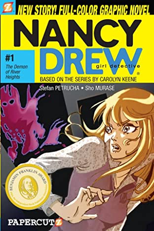 Nancy Drew Vol. 1: The Demon of River Heights - Preview
