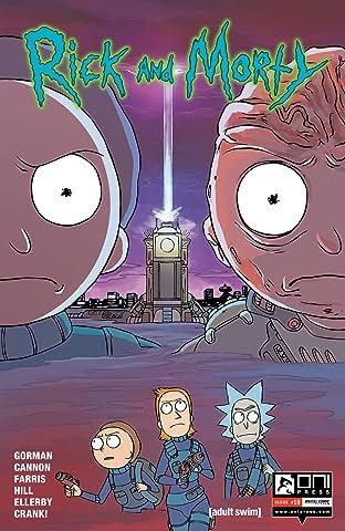 Rick and Morty No.10
