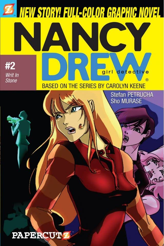 Nancy Drew Vol. 2: Writ in Stone - Preview
