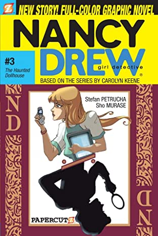 Nancy Drew Vol. 3: The Haunted Dollhouse - Preview