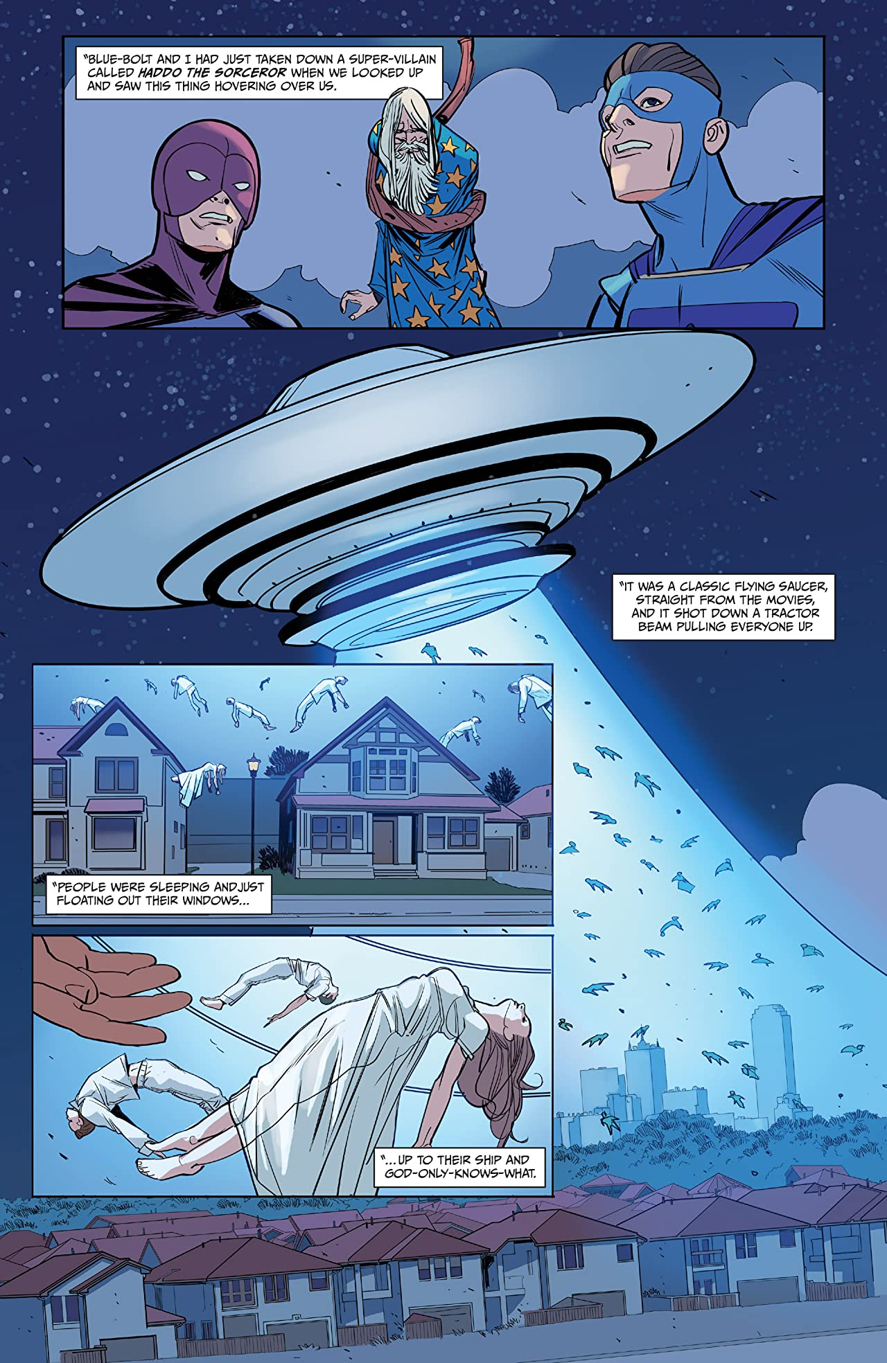 Jupiter's Circle Vol. 2 #2
