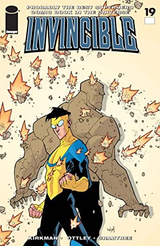 Invincible No.19