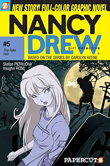 Nancy Drew Vol. 5: The Fake Heir - Preview