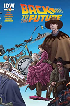 Back to the Future #3