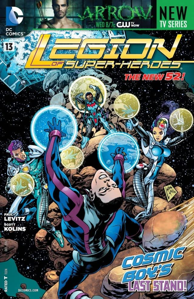 Legion of Super-Heroes (2011-2013) #13