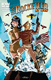 The Rocketeer At War! #1 (of 4)