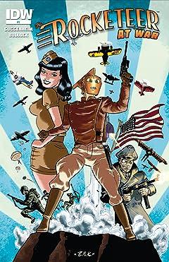 The Rocketeer At War! #1 (of 4)