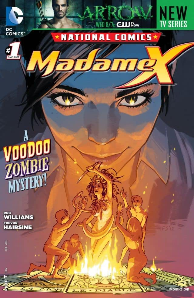 National Comics: Madame X #1