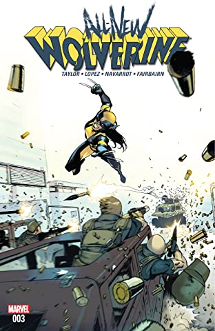 All-New Wolverine (2015-2018) #3