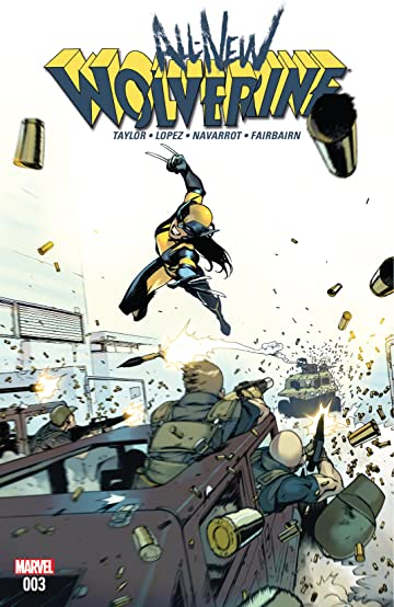 All-New Wolverine (2015-) #3