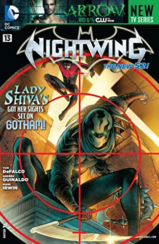 Nightwing (2011-2014) No.13