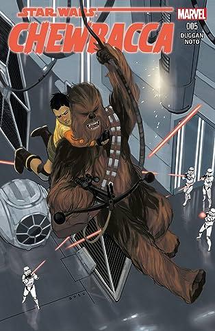 Chewbacca (2015) #5 (of 5)