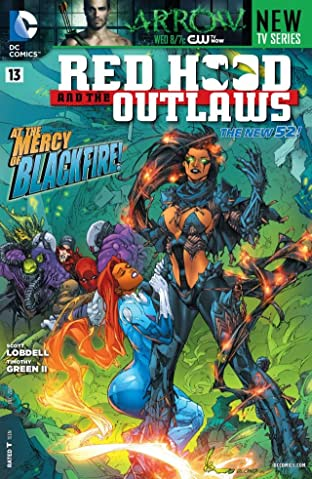Red Hood and the Outlaws (2011-2015) No.13