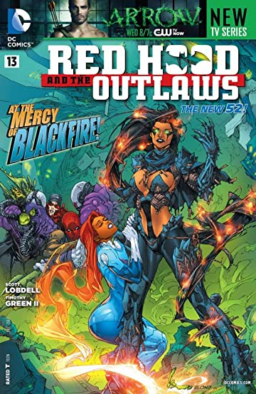 Red Hood and the Outlaws (2011-2015) #13