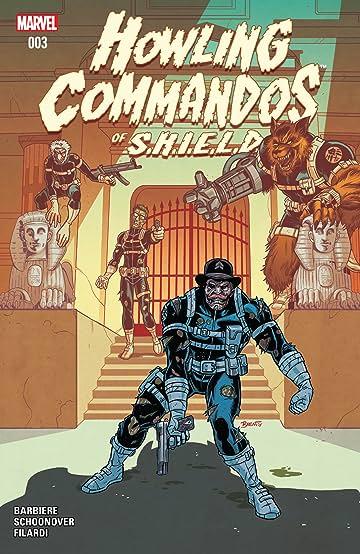 Howling Commandos of S.H.I.E.L.D. (2015-2016) #3