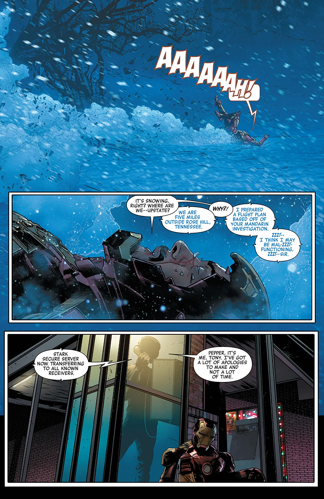 Marvel's Captain America: Civil War Prelude #2 (of 4)