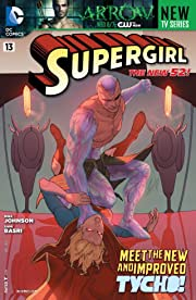 Supergirl (2011-2015) #13