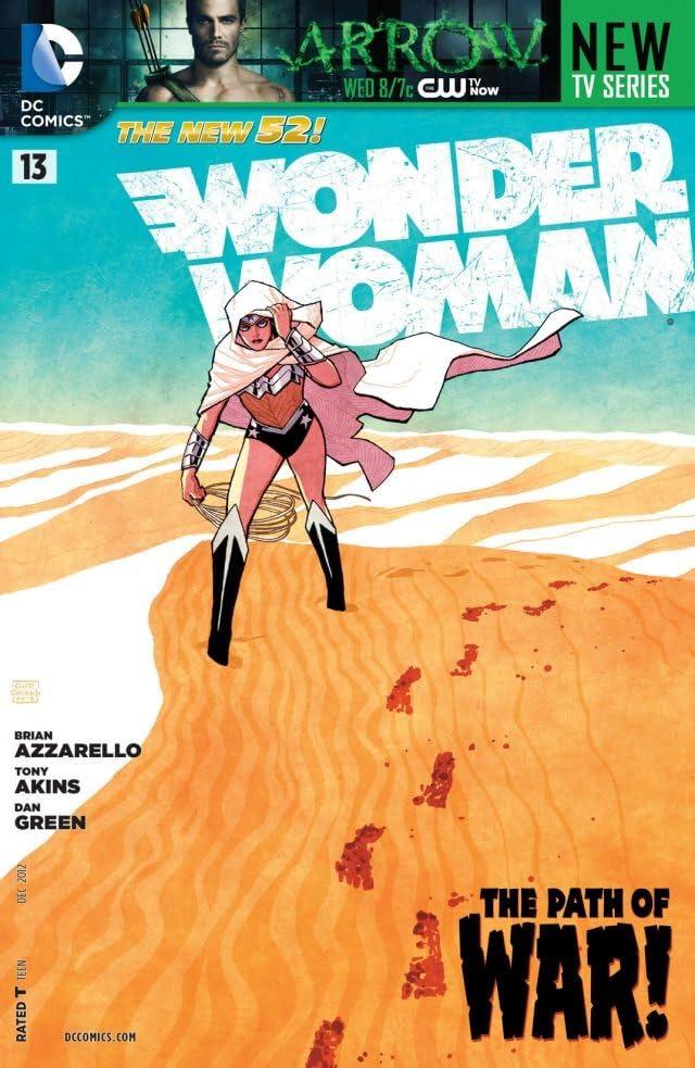 Wonder Woman (2011-2016) #13