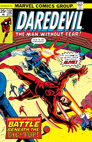 Daredevil (1964-1998) No.132