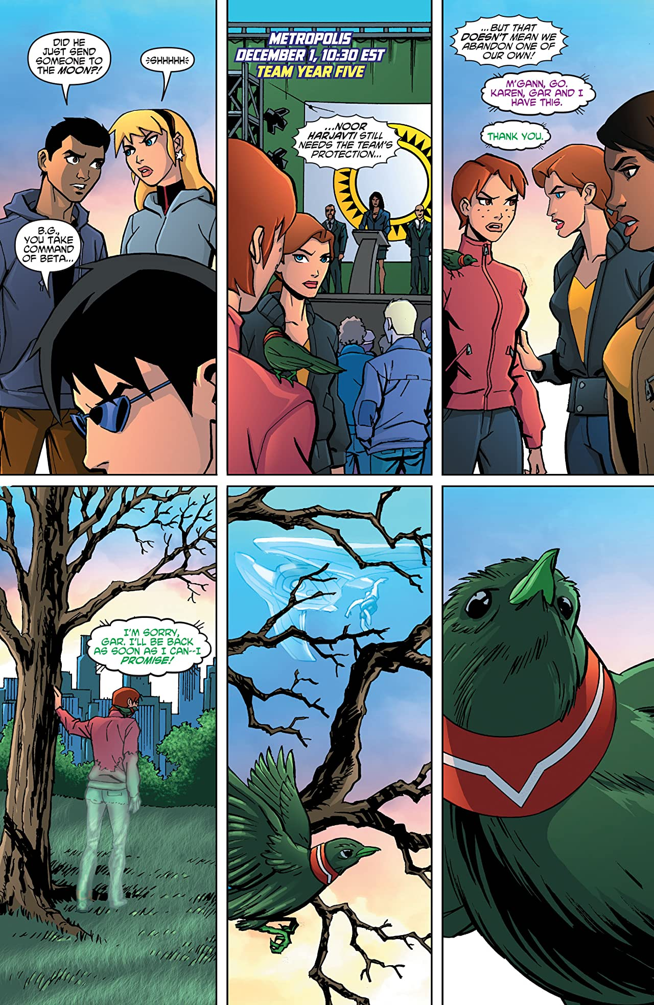 Young Justice (2011-2013) #21
