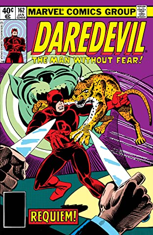 Daredevil (1964-1998) No.162
