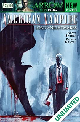 American Vampire: Lord of Nightmares #5 (of 5)