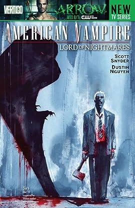 American Vampire: Lord of Nightmares #5 (of 5)