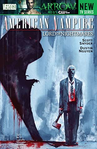 American Vampire: Lord of Nightmares No.5 (sur 5)