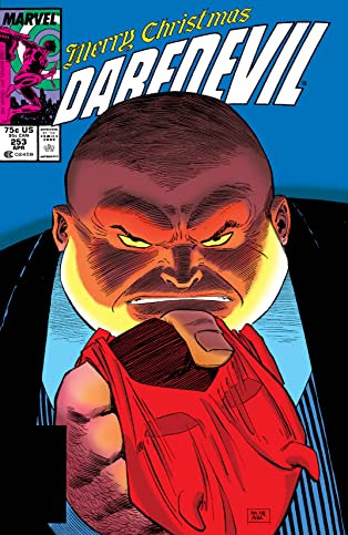 Daredevil (1964-1998) #253