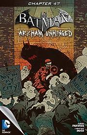 Batman: Arkham Unhinged #47
