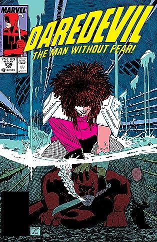 Daredevil (1964-1998) #256