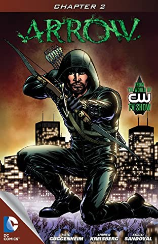 Arrow (2012-2013) No.2