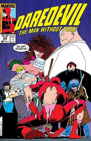 Daredevil (1964-1998) #259